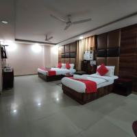 Hotel Asian Blue Near IGI Airport, hôtel à New Delhi près de: Aéroport international Indira-Gandhi de Delhi - DEL