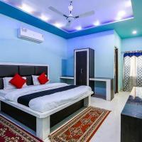 Hotel Bhuwan Heights, hotel in Satna