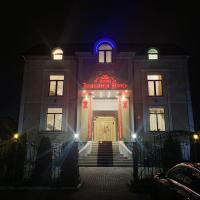 Hotel Golden Night, hotel Kalinyingrádban