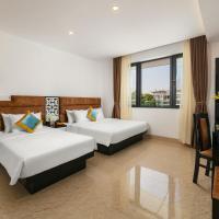 Tuan Chau Kingly Villa, отель в Халонге