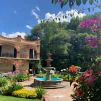 Hotel Real de Huasca, hotel en Huasca de Ocampo