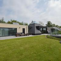 Secluded Villa in East Flanders with Pond