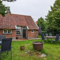 Cozy Farmhouse In Enschede with Terrace