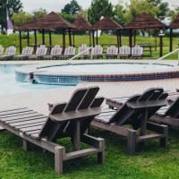 ATKV Drakensville,Langkloof的飯店