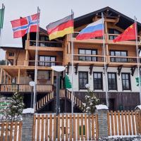 Green Landiya, hotel in Manzherok