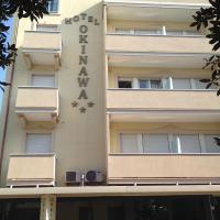 Hotel Okinawa, hotell i Rimini
