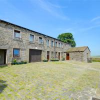 Cozy Holiday Home with Garden at Cowling Yorkshire