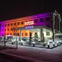 DIYOR Hotel Margilan, hotel in Marghilon