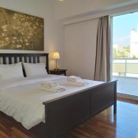 Comfortable & Spacious 90m² Apt in Kallithea