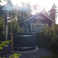 Kauppilan Rantasauna, hotel in Ikaalinen