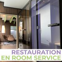 La Paix Hôtel Contemporain Brest centre ville, hotel in Brest