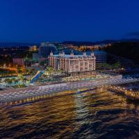 Aria Resort & Spa, отель в Конаклах