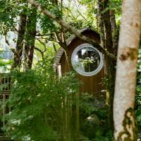 RiverBeds - Luxury Wee Lodges with Hot Tubs, hotel in Glencoe