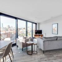 Beautiful 2 Bedroom Apartment in the Heart of Birmingham