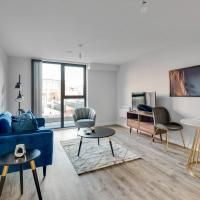 Stylish 1 bedroom Flat in the Heart of Birmingham