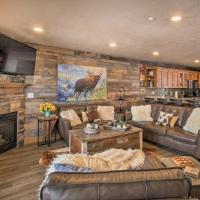 Updated Condo with Patio Near 3 Ski Resorts!