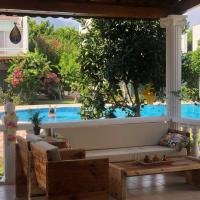 Pool Villa within a 5min distance to Camyuva beach