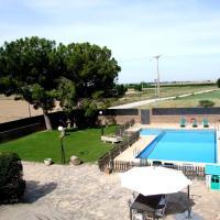 Spacious Holiday Home in Vilanova de Bellpuig with Garden