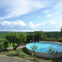 Modern Holiday Home in Tuscany with Pool, hotell i Montefiridolfi