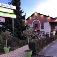 Hôtel Restaurant le Privilège - authentic by balladins, hotel in Verdun-sur-Meuse