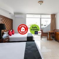 Capital O Zona Dorada Inn, отель в городе Масатлан