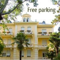 Hotel Villa Westend, отель в Мерано