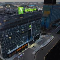 Holiday Inn Express Moscow - Sheremetyevo Airport, hotel near Sheremetyevo International Airport - SVO, Khimki