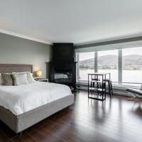 Les Lofts du Lac des Sables 4 by KASANIA, hotel em Sainte-Agathe-des-Monts