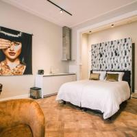 Stadsvilla Tilburg centrum Luxe Studio Alexander