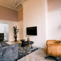 Stadsvilla Tilburg luxe 5 sterren appartement, Wilhelmina