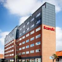 Scandic Olympic, hotel i Esbjerg