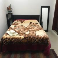 dormitorio ideal en amplio departamento
