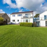 Spacious Holiday Home in Abersoch Britain with Sun Terrace