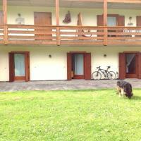 Lovely Holiday Home near Pozza di Fassa with Garden