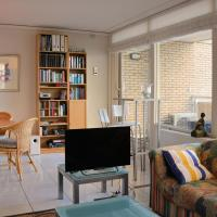 Lovely apartment with sea views on the boulevard of Noordwijk