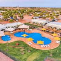 RAC Exmouth Cape Holiday Park, hotel in Exmouth
