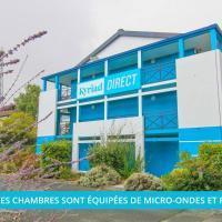 Kyriad Direct Poitiers - Gare du Futuroscope, hôtel à Chasseneuil-du-Poitou