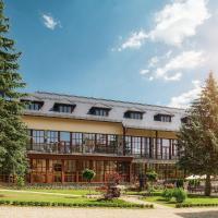 Wellness & Spa Hotel Sidonie, hotel v Sobotíně