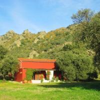 The barn at Finca al-manzil