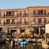 Sea Horse, hotel in Mythimna