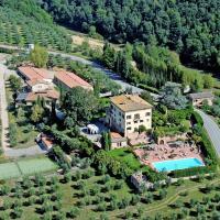Villa Curina Resort, hotell i Castelnuovo Berardenga