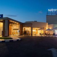 Novotel Cairo Airport, hotel in Cairo