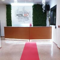 Hotel M5 Valencia Aeropuerto, hotel near Valencia Airport - VLC, Manises
