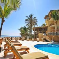 Mancora Beach Hotel, hotel in Máncora
