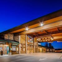 Best Western PLUS Ruby's Inn, hotel v destinaci Bryce Canyon
