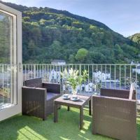 Serene holiday home in Lynmouth with Private Terrace
