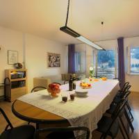 Lush Apartment in Predazzo Dolomite with Balcony