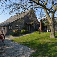Luxury Farmhouse in North Brabant near the Lake