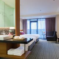 太平洋商旅,台北信義區的飯店