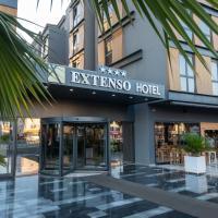 Extenso Hotel, hotel near Izmir Adnan Menderes Airport - ADB, Gaziemir